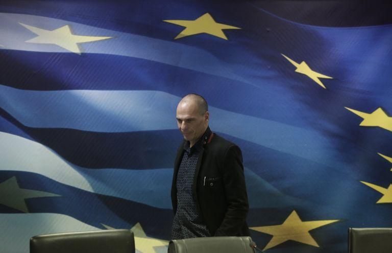 Βαρουφάκης: «Ποτέ δεν είπα ότι η Γερμανία θα πληρώσει ξανά» | tovima.gr