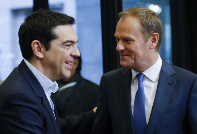 PM Tsipras to request a European summit from Tusk | tovima.gr