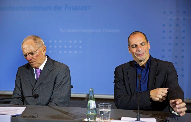ΥΠΟΙΚ: Νέα διάψευση για τη συνομιλία Σόιμπλε-Βαρουφάκη | tovima.gr