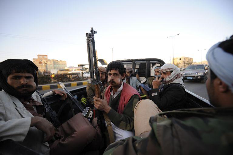 Ο ΟΗΕ ζητά από τους αντάρτες της Υεμένης να παραδώσουν την εξουσία | tovima.gr