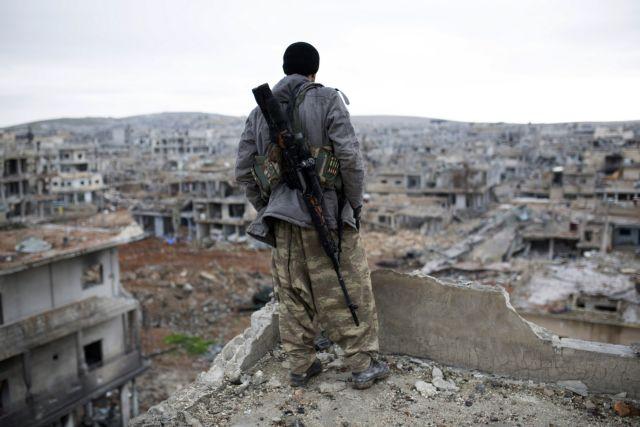 Οι Κούρδοι της Συρίας κηρύσσουν ομόσπονδη περιφέρεια στον βορρά | tovima.gr