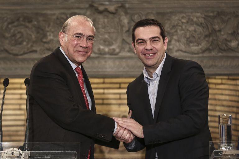 Τη Δευτέρα ο Γ.Γ. του ΟΟΣΑ Άνχελ Γκουρία στην Αθήνα | tovima.gr