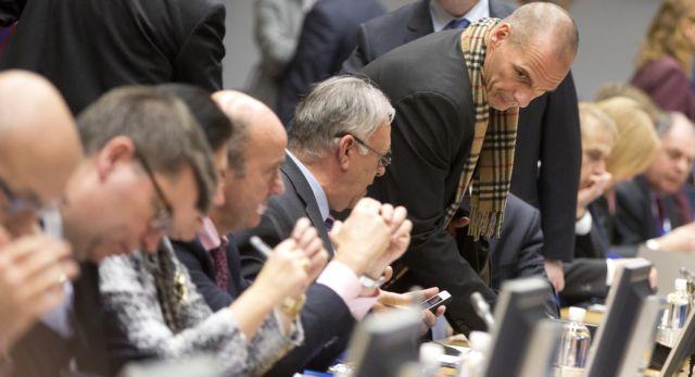 Wall Street Journal:  Η διαφαινόμενη συμφωνία ανεβάζει το ευρώ   tovima.gr