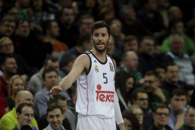 Euroleague: Χωρίς τον Ρούντι Φερνάντεθ η Ρεάλ με Ολυμπιακό | tovima.gr