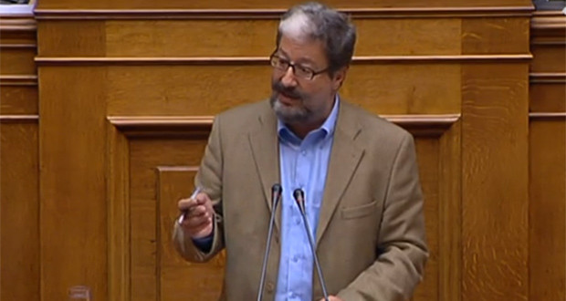 Κριτσωτάκης: Δεν είναι έγκλημα η προσφυγή στον ελληνικό λαό | tovima.gr
