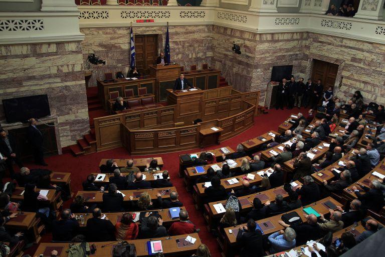 Συνεδριάζει η Κοινοβουλευτική Ομάδα του ΣΥΡΙΖΑ με φόντο τις εσωκομματικές αντιδράσεις από τη συμφωνία με την Ευρώπη | tovima.gr