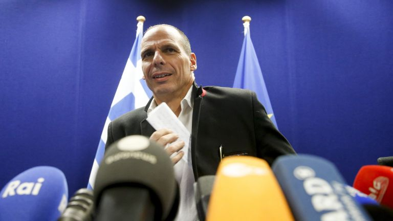 Βαρουφάκης για Eurogroup: «Νέα σελίδα για Ελλάδα και Ευρώπη»   tovima.gr
