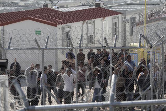 Τριάντα ακόμη μετανάστες αφέθηκαν ελεύθεροι από την Αμυγδαλέζα | tovima.gr