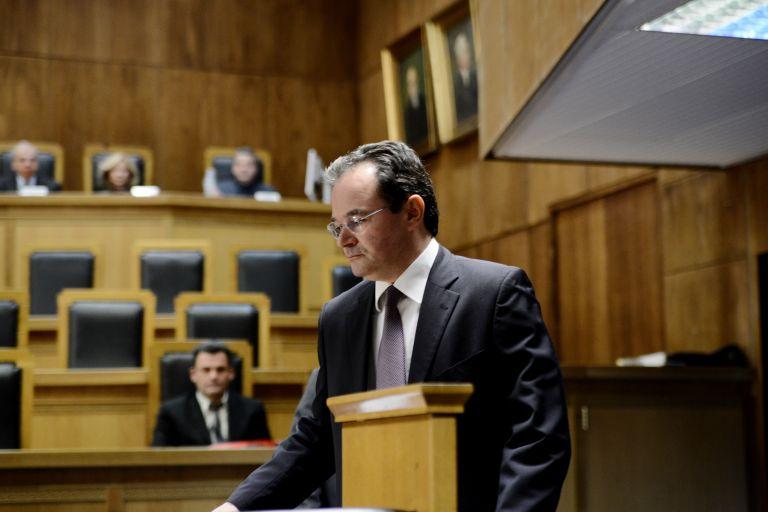 Το απόγευμα η ετυμηγορία των δικαστών για τον Παπακωνσταντίνου | tovima.gr