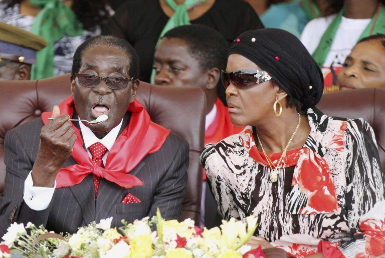 Νέος πρόεδρος της Ζιμπάμπουε: Το παρελθόν ενός «κροκόδειλου» | tovima.gr
