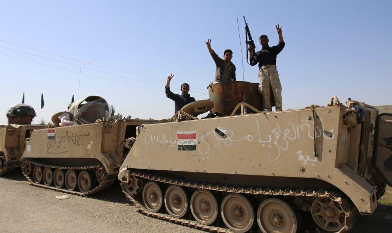 Ιράκ: Επιχείρηση του στρατού για την ανακατάληψη του Τικρίτ | tovima.gr