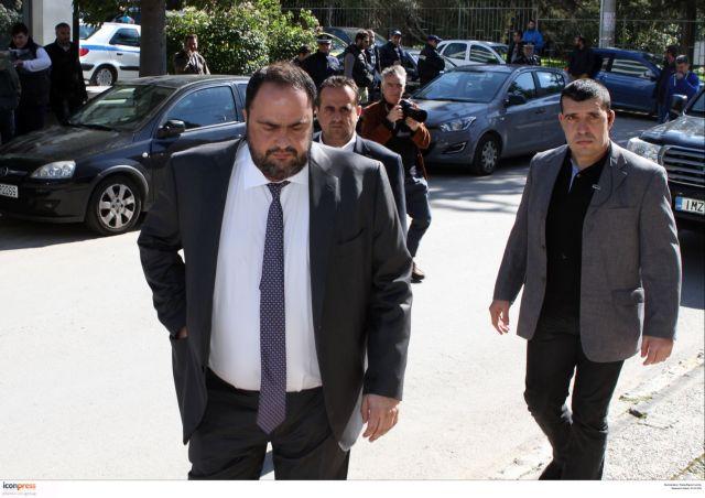 Προθεσμία για να απολογηθεί  τον Ιούνιο πήρε ο Μαρινάκης | tovima.gr