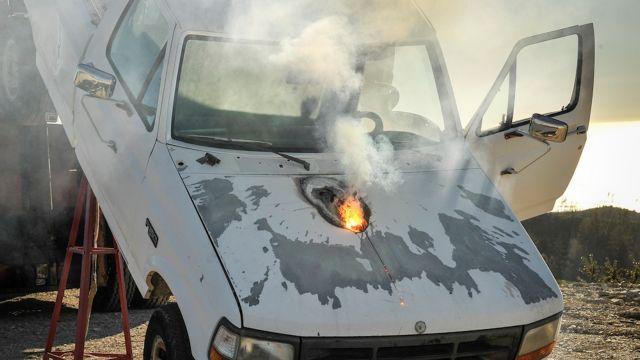 Λέιζερ του αμερικανικού στρατού καταστρέφει στόχους εξ αποστάσεως   tovima.gr