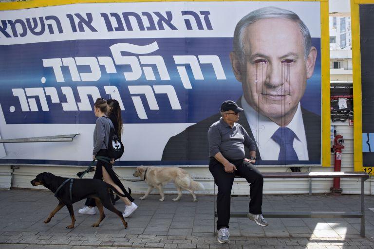 Ιακώβ Αμιντρόρ: Η Μέση Ανατολή θα παραμείνει βυθισμένη στην αστάθεια | tovima.gr