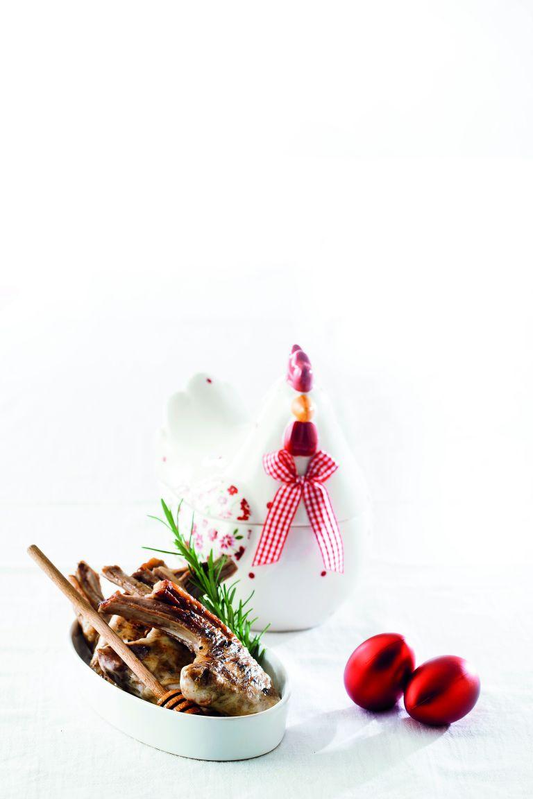 Παϊδάκια σε μπόλια με σάλτσα μελιού | tovima.gr