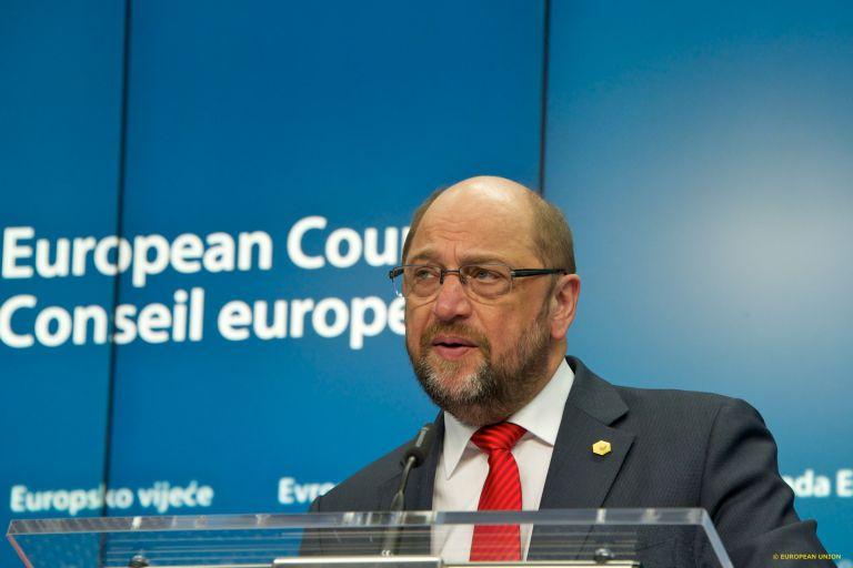 Με παραίτηση από την ηγεσία του SPD φέρεται να απείλησε ο Μάρτιν Σουλτς | tovima.gr