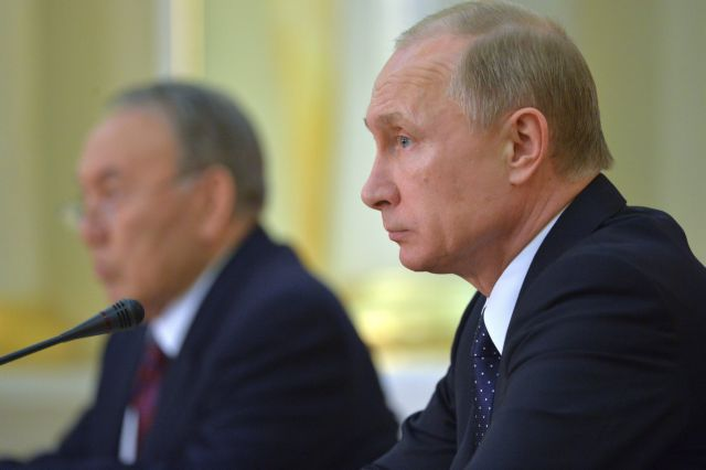 Πούτιν: Πρότεινε τη δημιουργία περιφερειακής νομισματικής ένωσης   tovima.gr