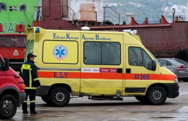 Zakynthos: 7-year-old hospitalized after being hit by speedboat | tovima.gr