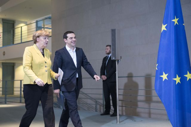 Tsipras and Merkel plan meeting in Brussels on Thursday | tovima.gr