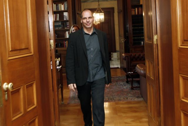 """Government places Varoufakis under """"supervised administration"""" 