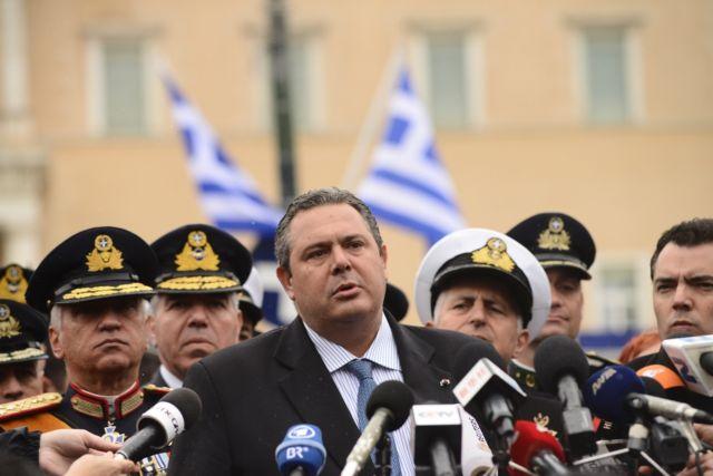 Καμμένος: Aν Βρυξέλλες και Βερολίνο συνεχίσουν το «bullying» στην Ελλάδα η Ευρώπη θα γεμίσει τζιχαντιστές | tovima.gr