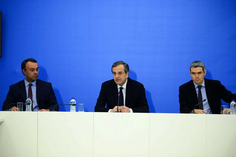 Σαμαράς: Η πρόταση για εξεταστική, αποπροσανατολισμός κοινής γνώμης | tovima.gr