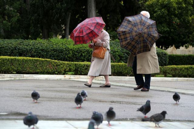 Βροχές και πτώση της θερμοκρασίας την Δευτέρα   tovima.gr