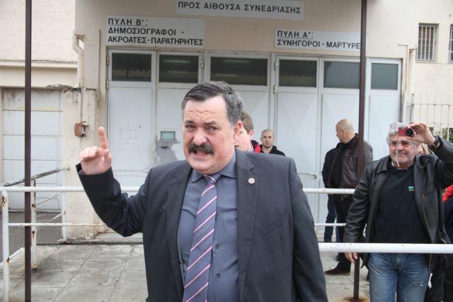 Νέα πρόκληση Χρήστου Παππά στη Βουλή: Η Μακρόνησος θα χρειαστεί | tovima.gr