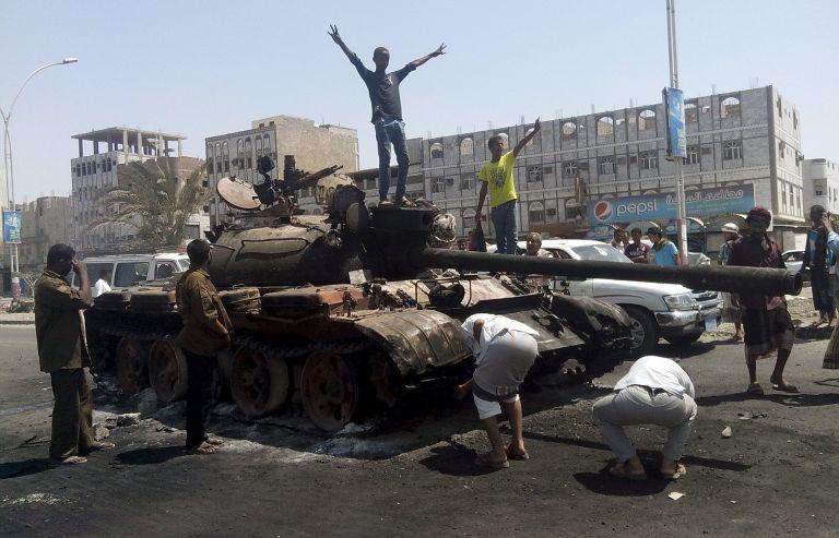 Υεμένη: Η εξόριστη κυβέρνηση ανακοίνωσε την απελευθέρωση του Άντεν | tovima.gr
