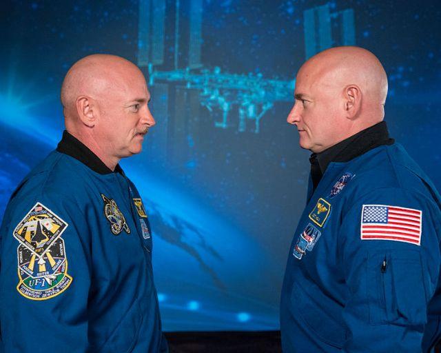 Δίδυμοι αστροναύτες σε πείραμα εδάφους-Διαστήματος | tovima.gr