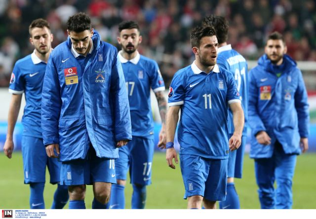 Euro 2016: Greek draw with Hungary, makes qualification to finals unlikely | tovima.gr