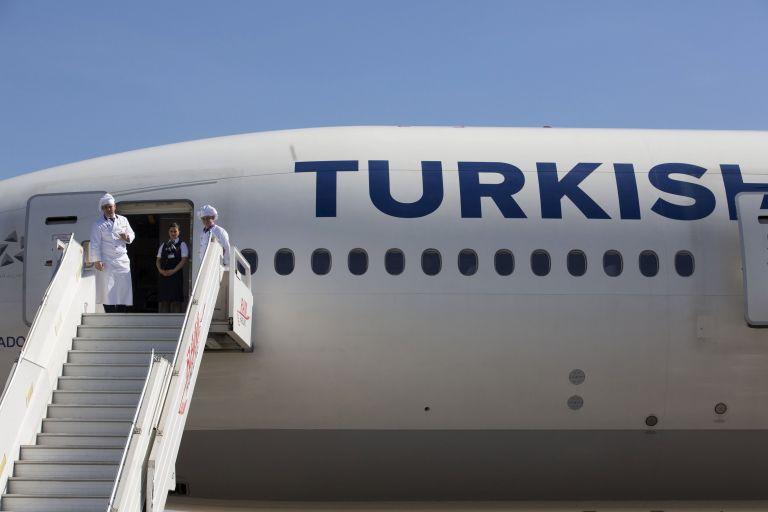 Νέο Δελχί: Διαρροή ραδιενεργού υλικού σε αεροσκάφος της Turkish   tovima.gr