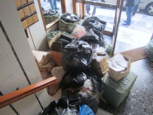 Χιλιάδες προϊόντα «μαϊμού» σε αποθήκη στα Πατήσια   tovima.gr