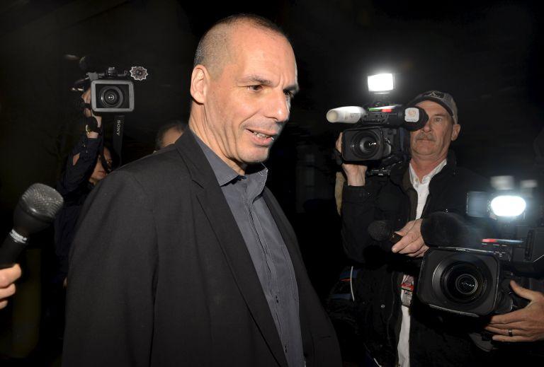 Βαρουφάκης: Οι ΗΠΑ θέλουν έντιμη συμφωνία Ελλάδας-εταίρων και αδιαίρετη ευρωζώνη | tovima.gr
