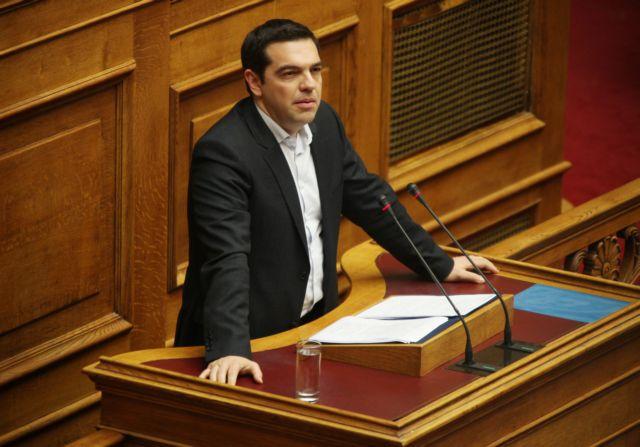Σε δύο επίκαιρες ερωτήσεις απαντά ο Αλέξης Τσίπρας την Παρασκευή | tovima.gr