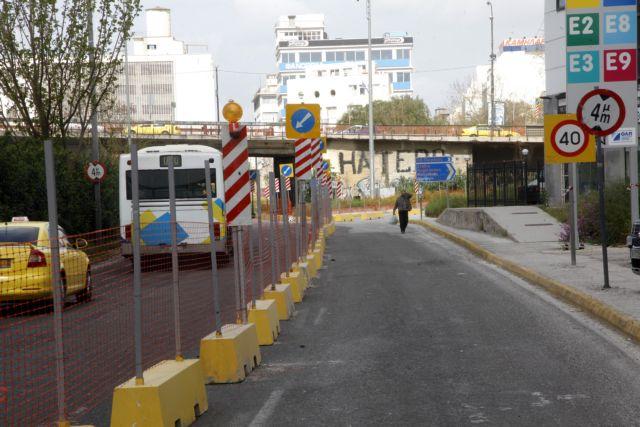 Νέες κυκλοφοριακές ρυθμίσεις λόγω επέκτασης γραμμής τραμ | tovima.gr