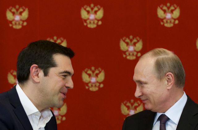 Πούτιν: Ιστορικές οι σχέσεις με Ελλάδα, αλλά εκείνη αποφασίζει πού ανήκει | tovima.gr
