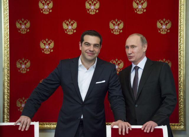 PM Tsipras and President Putin arrange to talk on Friday | tovima.gr