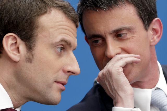 «Κακώς» ο Βαλς υποστηρίζει τον Μακρόν, λέει το 61% των Γάλλων   tovima.gr
