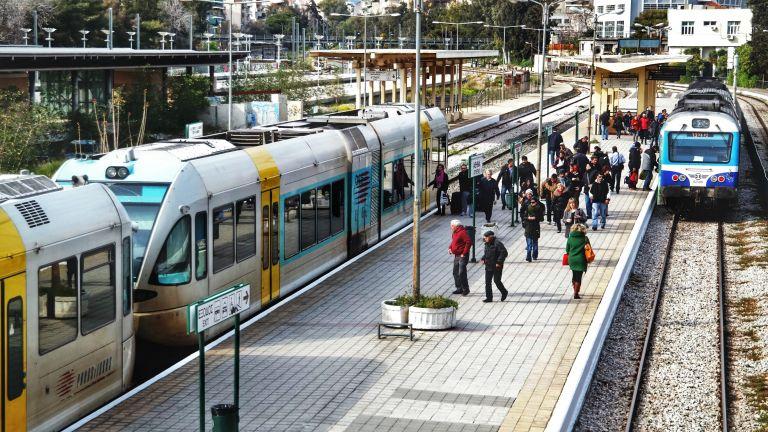 Λαμία: Εκτροχιασμός επιβατικού τρένου | tovima.gr