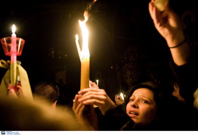 Το απόγευμα του Μ.Σαββάτου το Άγιο Φως στην Αθήνα | tovima.gr