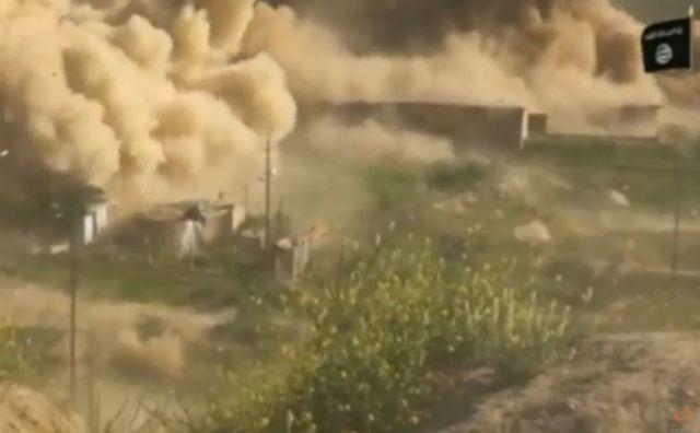 Βίντεο-σοκ με τους τζιχαντιστές να ισοπεδώνουν την αρχαία Νιμρούντ | tovima.gr
