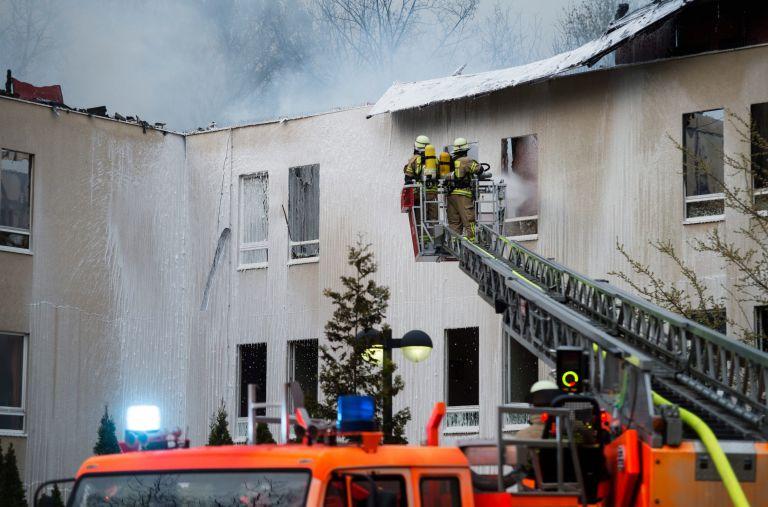 Γερμανία: Νέος εμπρησμός σε κτίριο που θα στεγάσει πρόσφυγες   tovima.gr