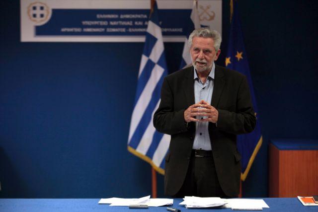 Θ. Δρίτσας: Καμία μετάθεση λιμενικού που ασχολήθηκε με το «Noor One» | tovima.gr