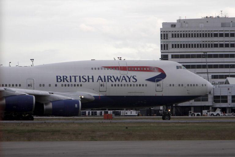 Ηράκλειο: Θερμή υποδοχή στην British Airways | tovima.gr