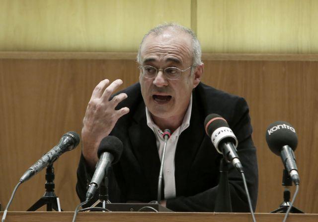 Mardas takes back earlier statement about a 400-million-euro shortfall | tovima.gr