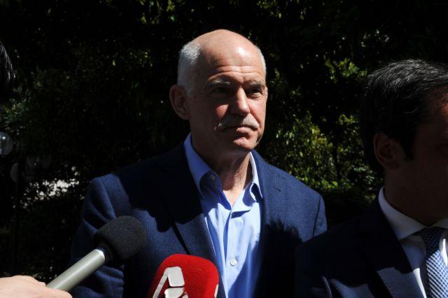 Γ. Παπανδρέου: Διαψεύδει «διαζύγιο» με τη σύζυγό του | tovima.gr