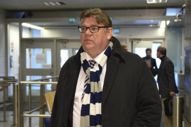 Φινλανδία: Αποχωρεί από την ηγεσία των ευρωσκεπτιστικών ο Τίμο Σόινι | tovima.gr