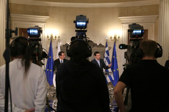 Greece-Cyprus-Egypt talks to be held in Nicosia on Wednesday | tovima.gr