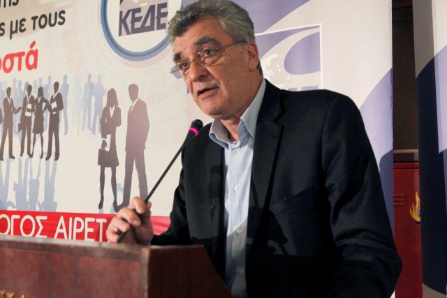 Δήμαρχος Λέσβου: Την αποκλειστική ευθύνη για Μόρια έχει ο Μουζάλας | tovima.gr